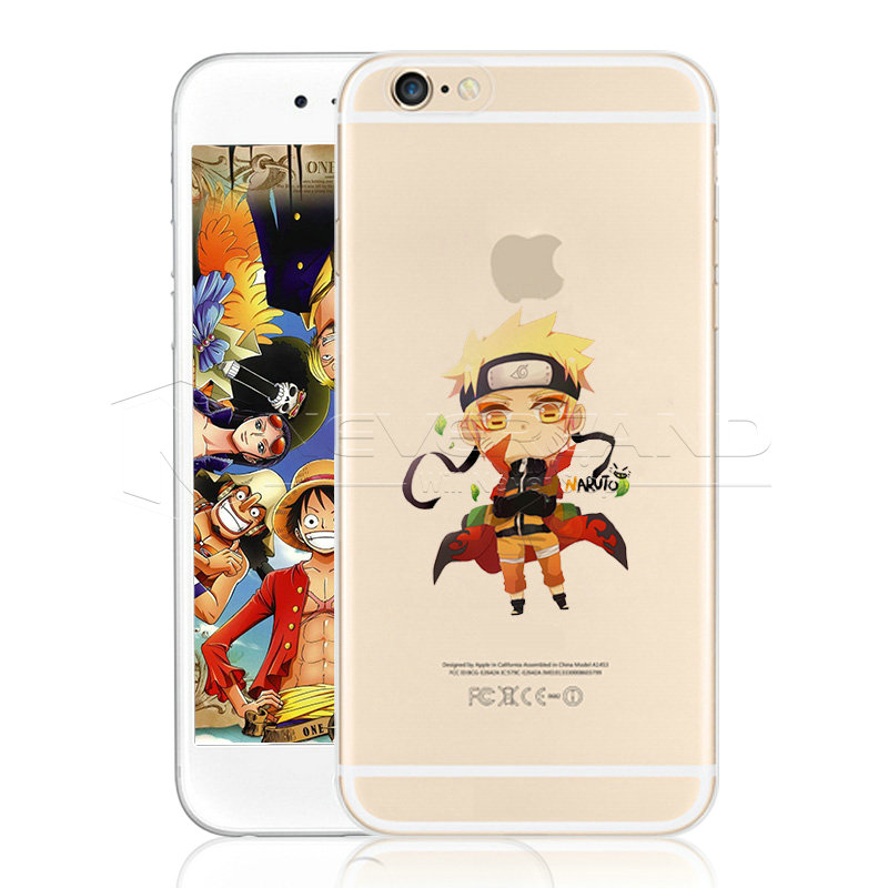 Ultra-thin-Cartoon-Anime-Naruto-Character-Soft-Phone-Clear-Case-Cover-For-iPhone