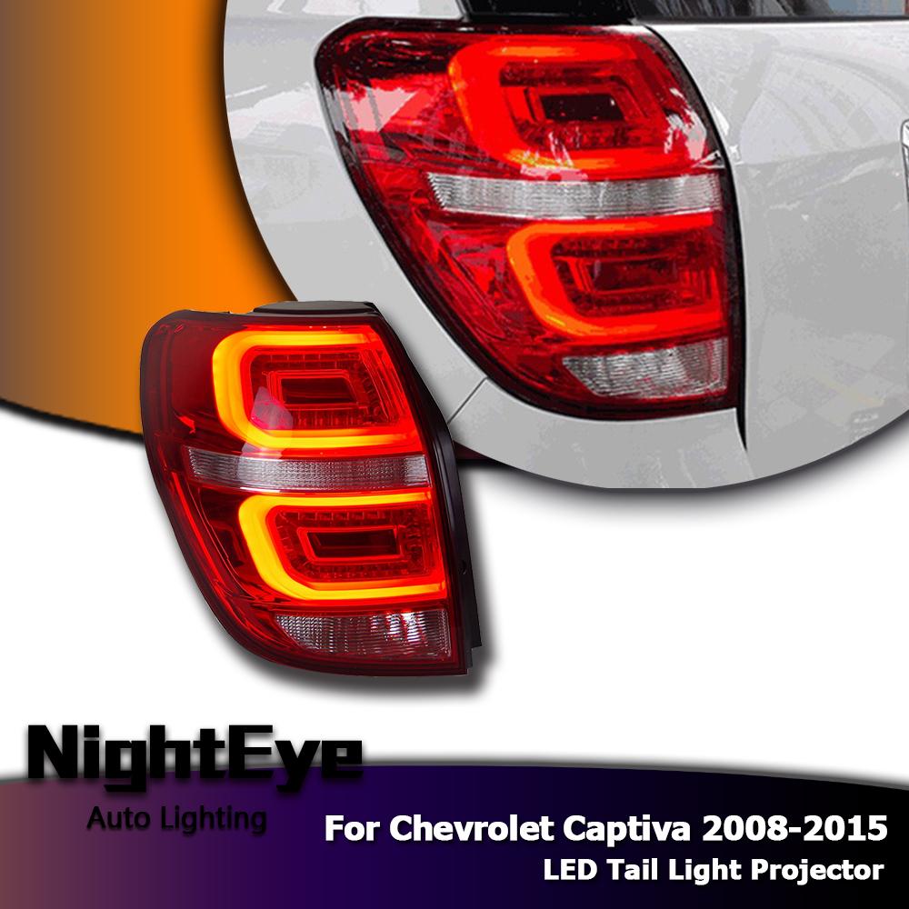 Nighteye LED Heckleuchte Rücklicht Rückleuchte Für ...