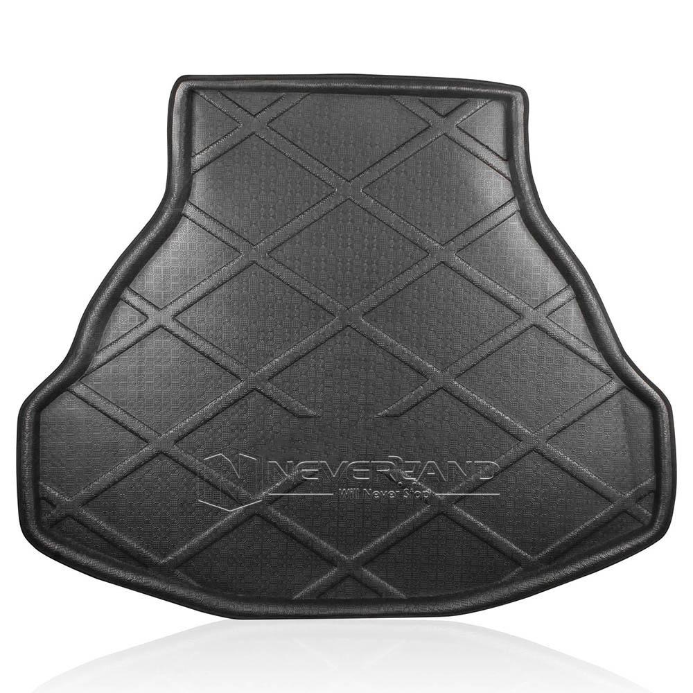 Car boot carpets floor mats rear trunk tray for honda for 1992 honda accord floor mats