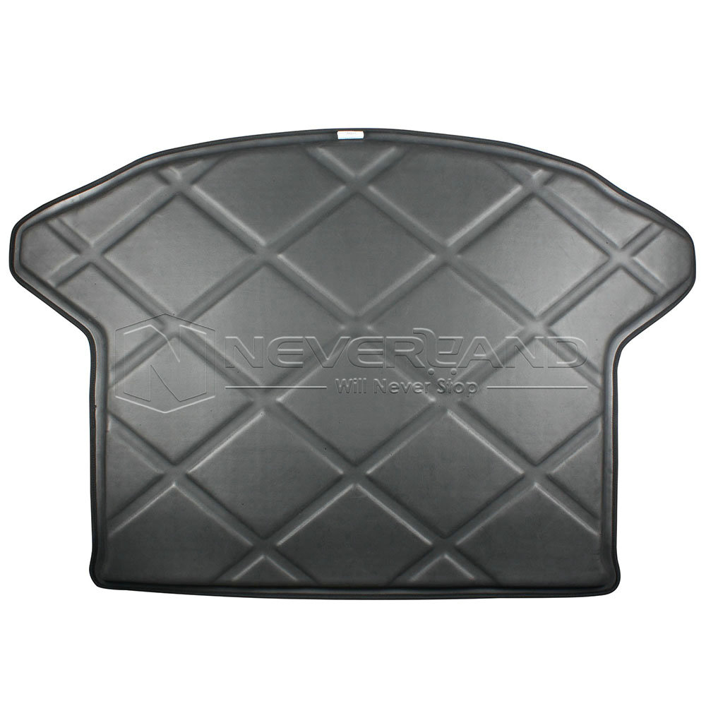 rear trunk tray boot liner cargo mat floor protector for mazda cx 5 2012 2016 ebay. Black Bedroom Furniture Sets. Home Design Ideas
