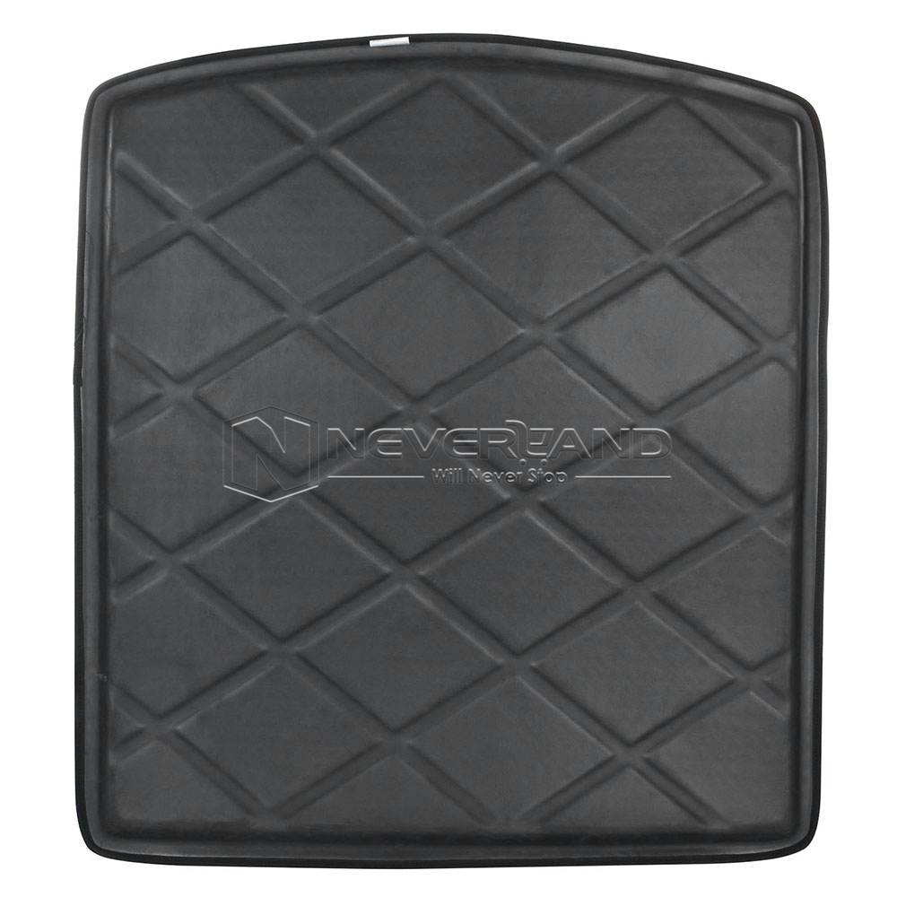 car boot carpets floor mats rear trunk tray for audi a4 b6. Black Bedroom Furniture Sets. Home Design Ideas