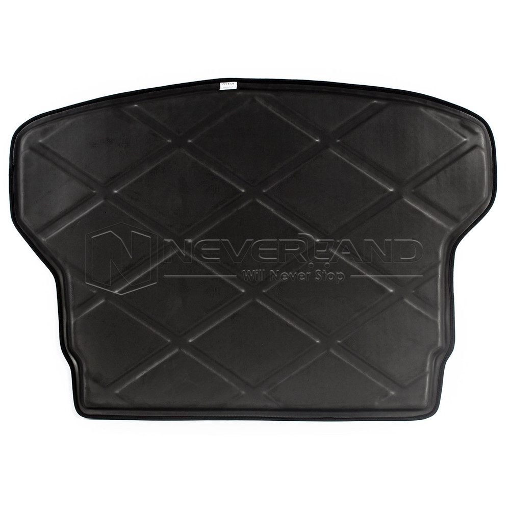 Waterproof Boot Liner Cargo Mat Tray Rear Trunk For Nissan