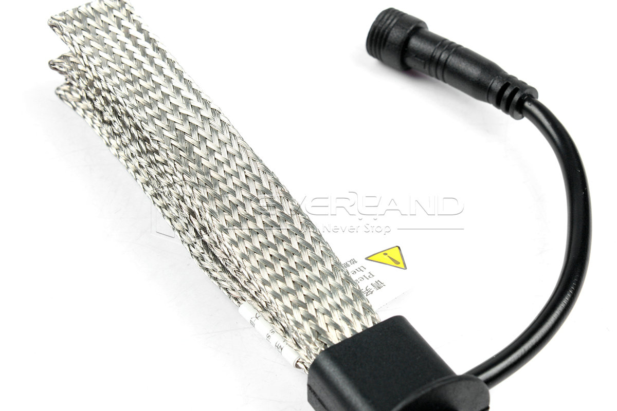 h1 40w 5000lm philips luxeon led headlight kit drl bulbs. Black Bedroom Furniture Sets. Home Design Ideas