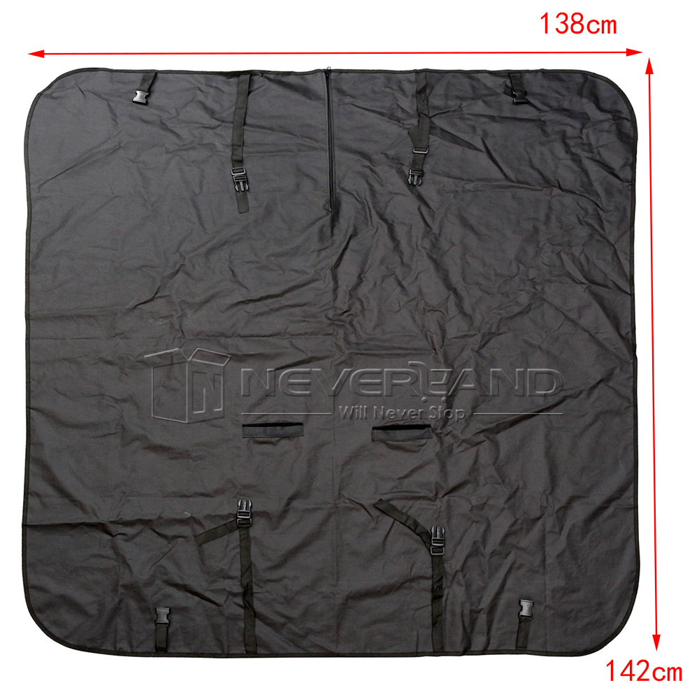 pet dog cat car rear back seat waterproof cover safety mat protector hammock ebay. Black Bedroom Furniture Sets. Home Design Ideas