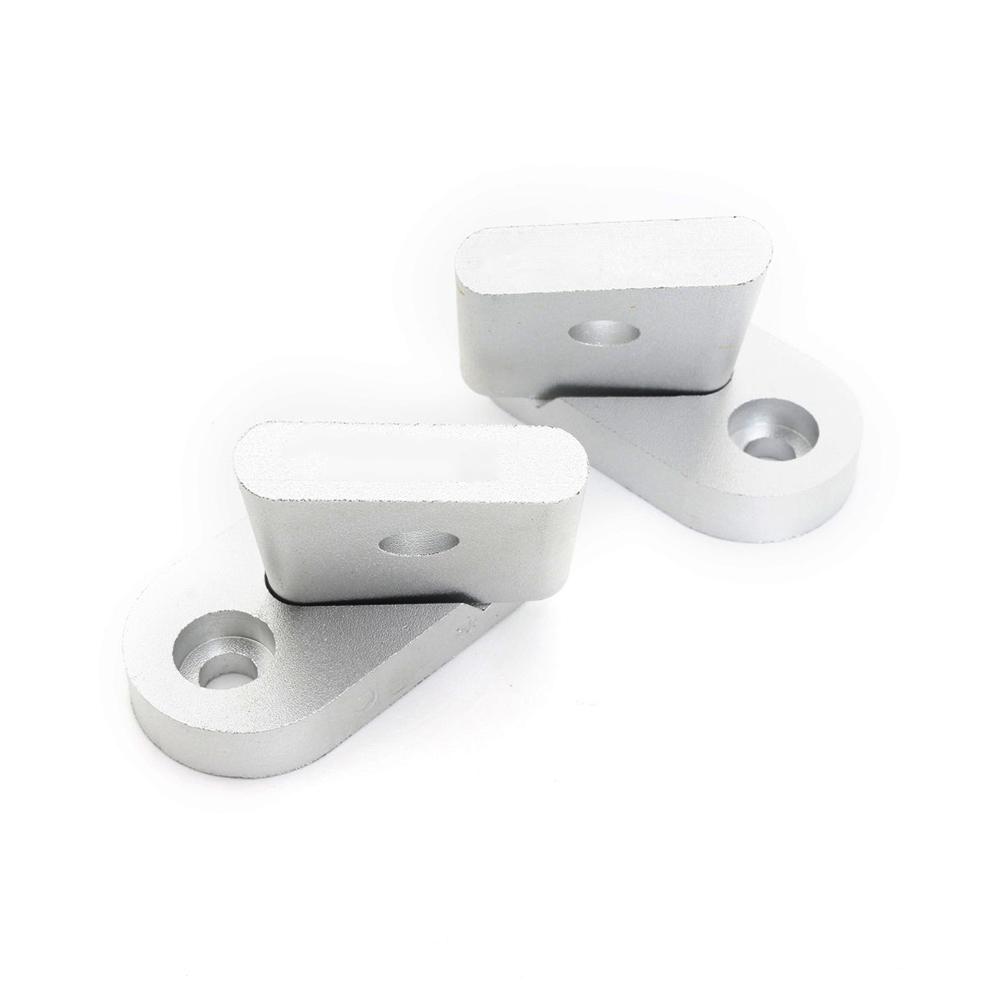 led light bar arbeitsscheinwerfer halterung f r led square round work light jeep. Black Bedroom Furniture Sets. Home Design Ideas