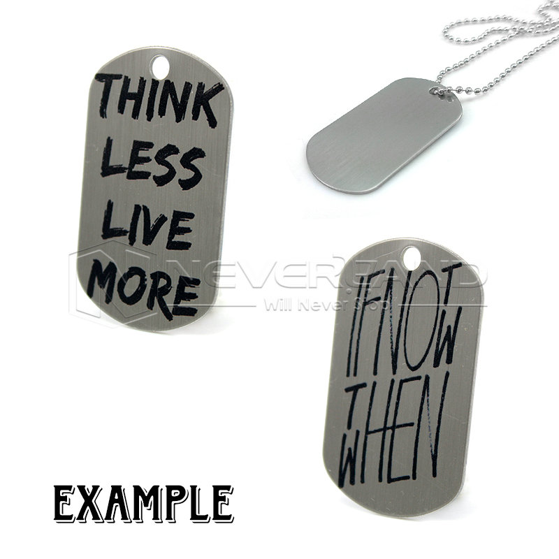 Military Dog Tags For Sale Uk