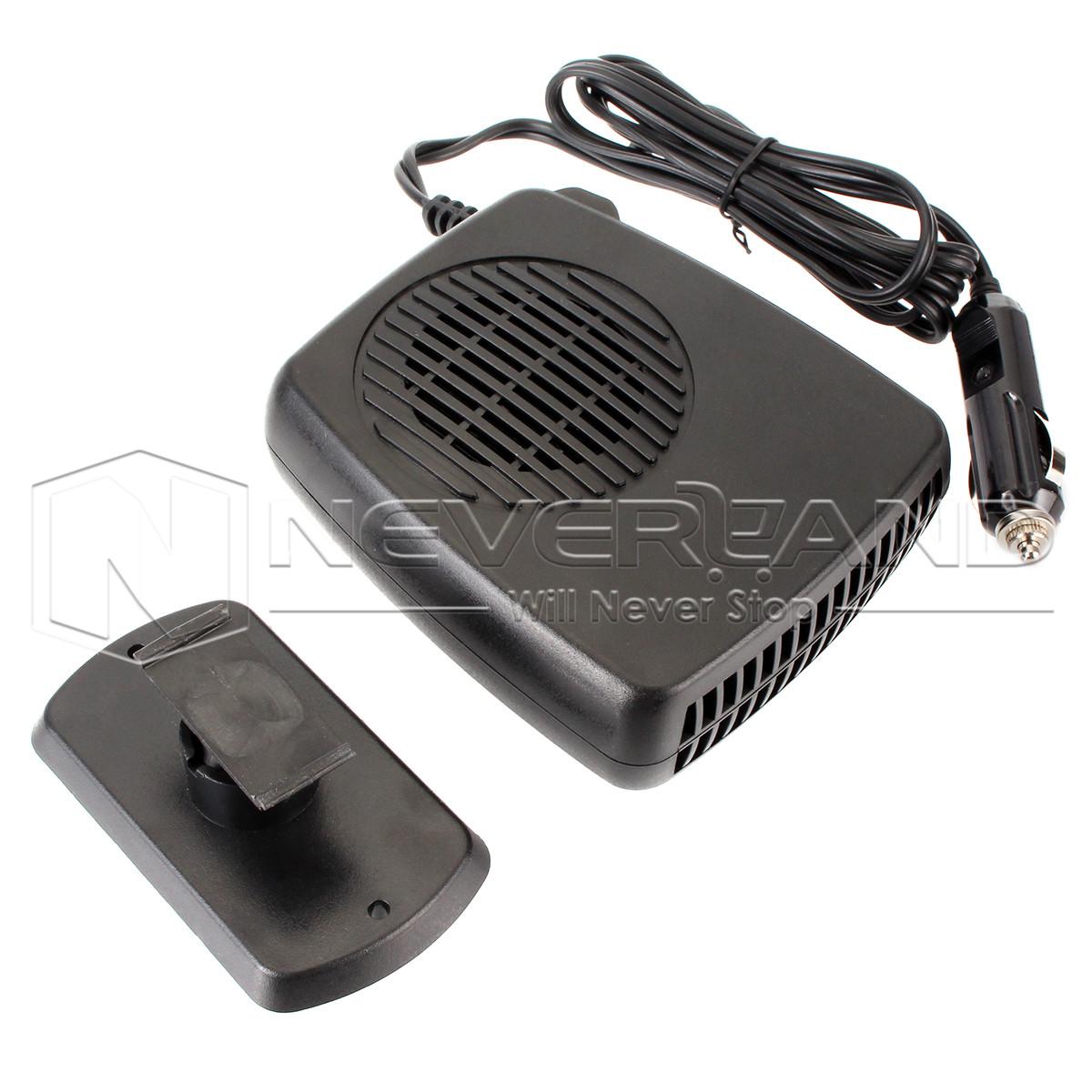 12v 200w Auto Car Heater Heating Fan Dryer Windshield