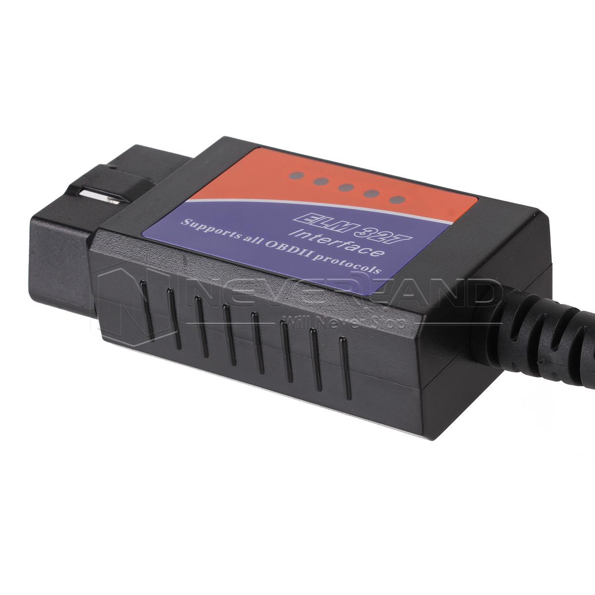 elm327 usb interface bluetooth wifi obdii obd2 diagnostic car code scanner tool ebay. Black Bedroom Furniture Sets. Home Design Ideas