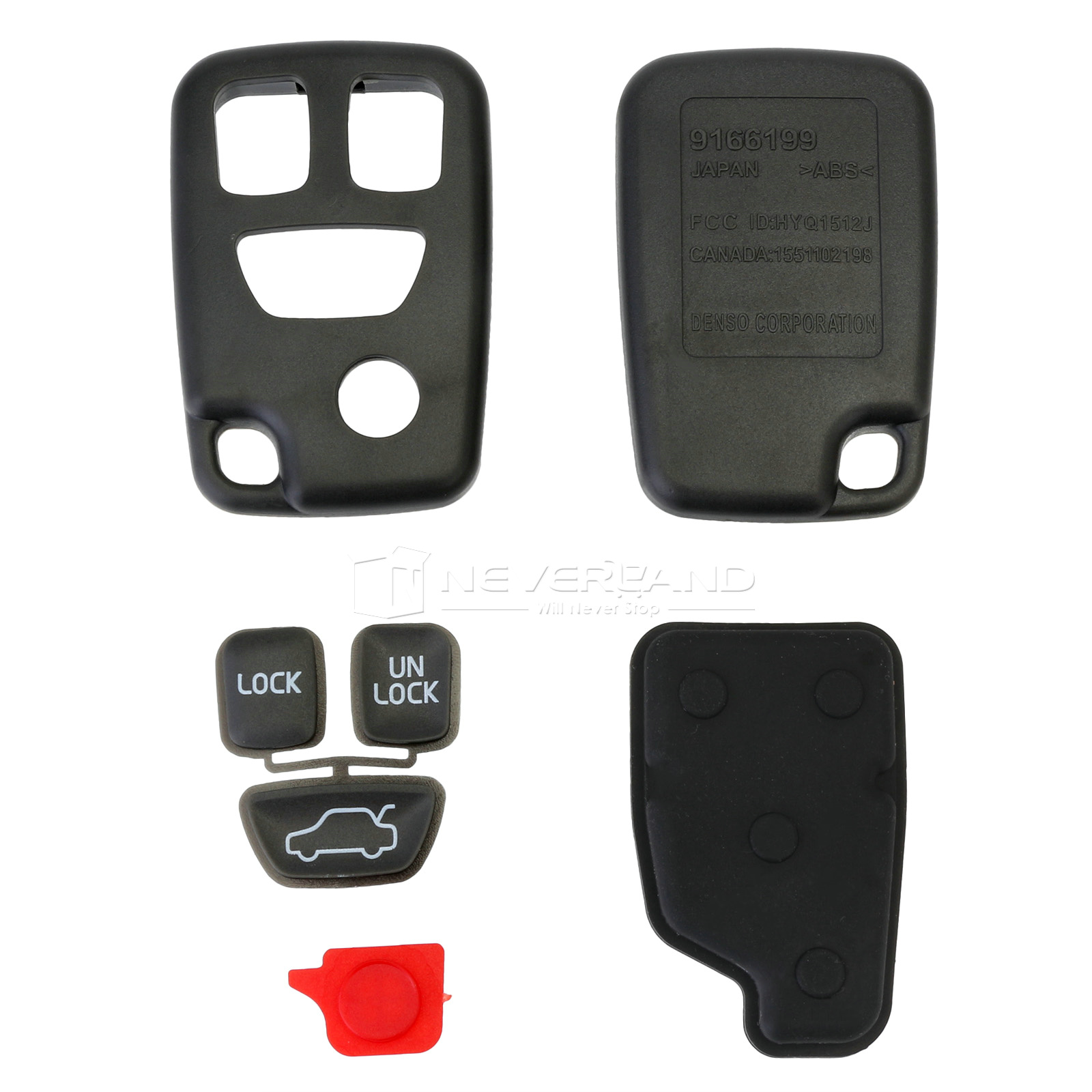 how to fix car remote keyless entry