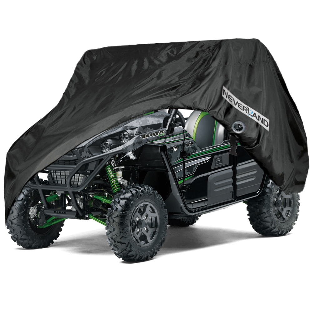 utility vehicle storage cover waterproof for kawasaki teryx le camo 783cc 4x4 ebay. Black Bedroom Furniture Sets. Home Design Ideas