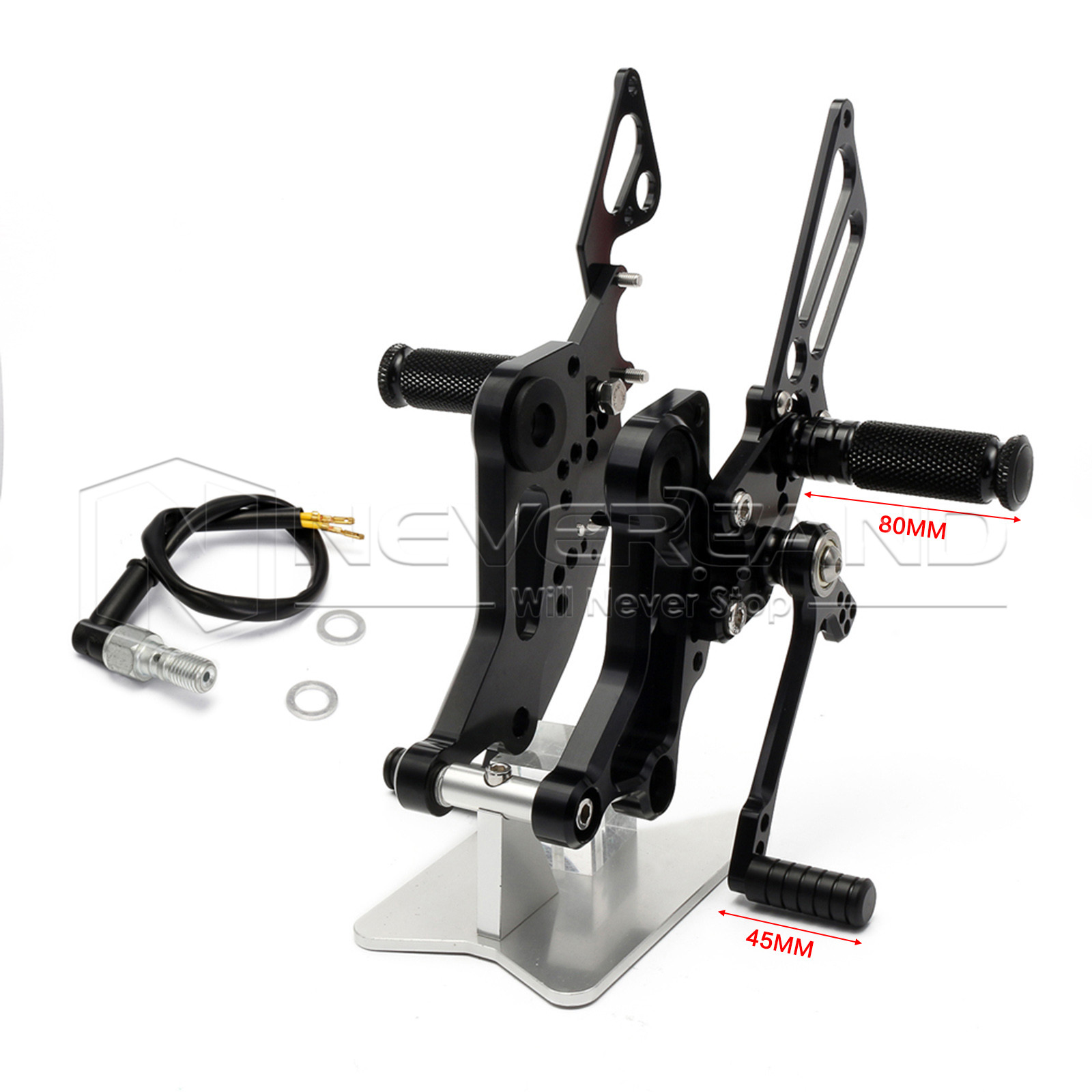 Which Rearsets Fit Ducati Monster